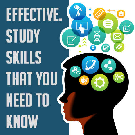 Effective Study Skills that You Need to Know