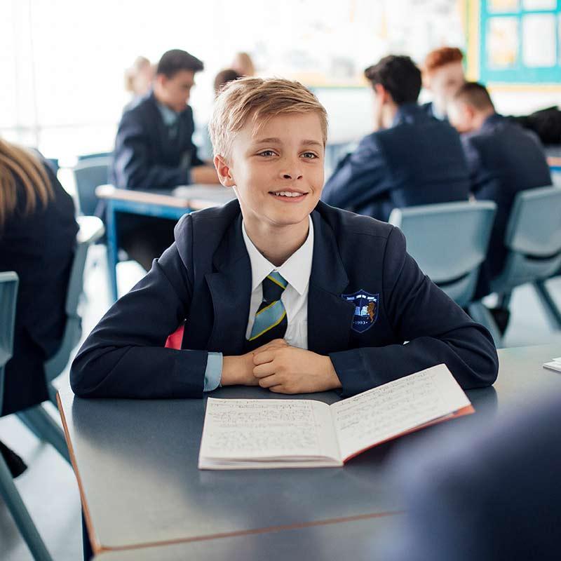 Regent Secondary Positive Education