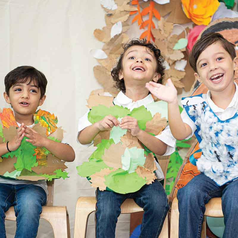 Jumeirah International Nurseries Graduation