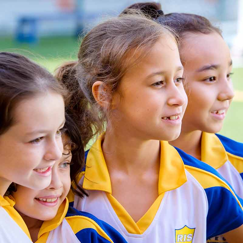 Regent International School Netball Squad