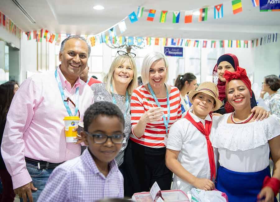 Regent International School FRIS event