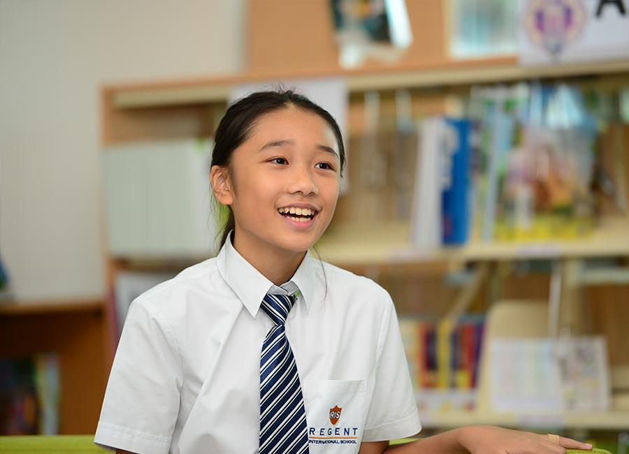 Regent International School Positive Education