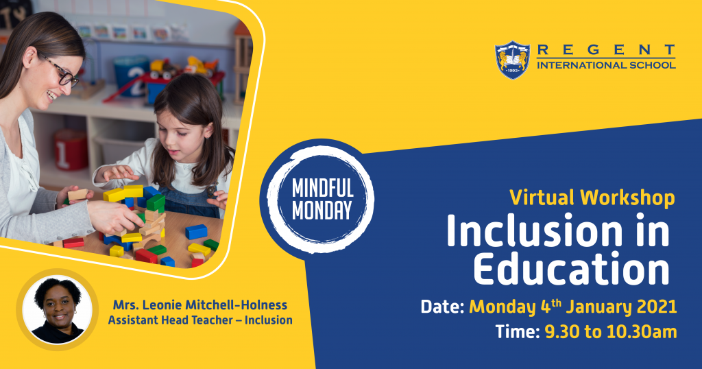 Are you a parent who wants to know about Inclusion in Education and how it is implemented in schools?
