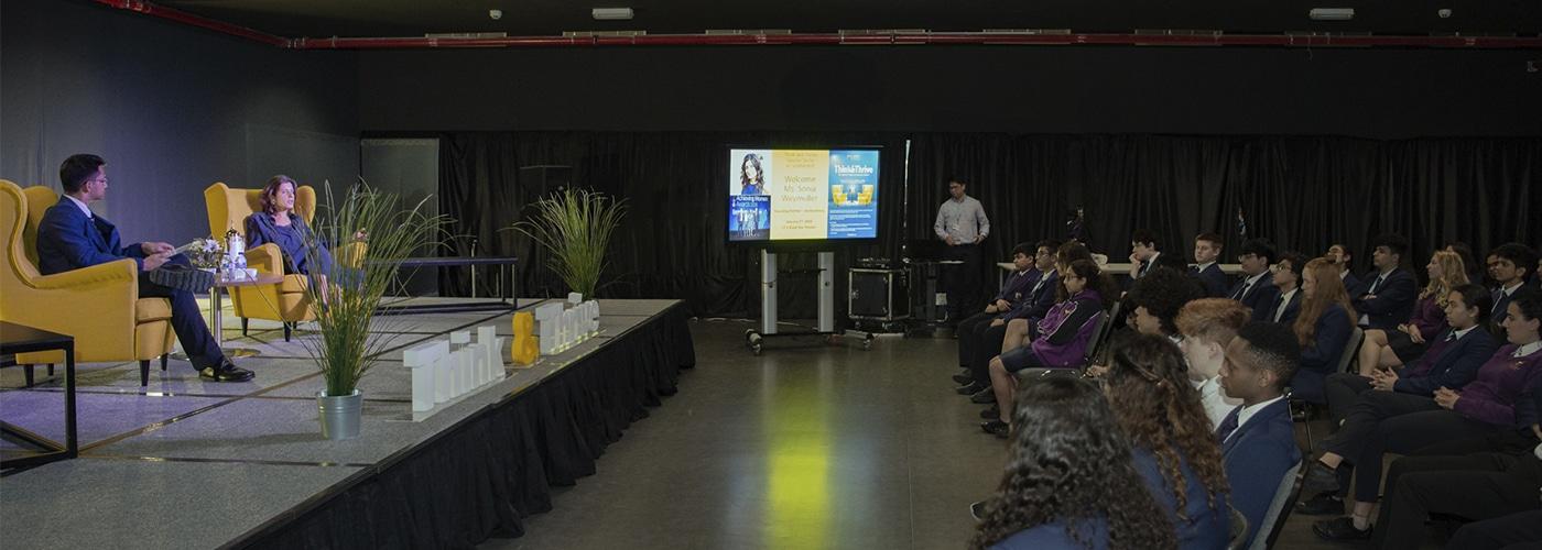 Careers Rising at Regent International School