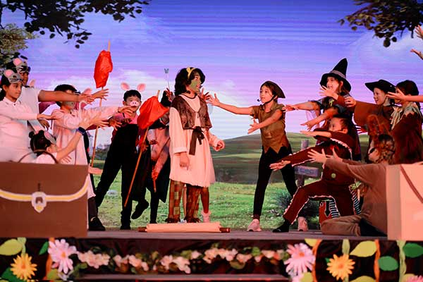 5 Reasons why the Performing Arts is Important for your Child's Development